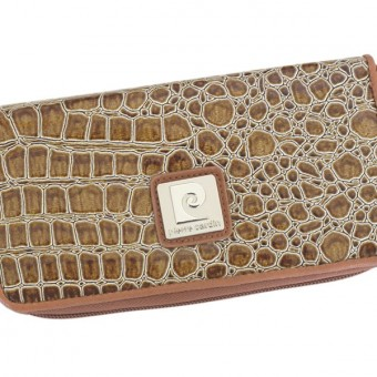 Pierre Caridn Unique Women Purse Beige-6014