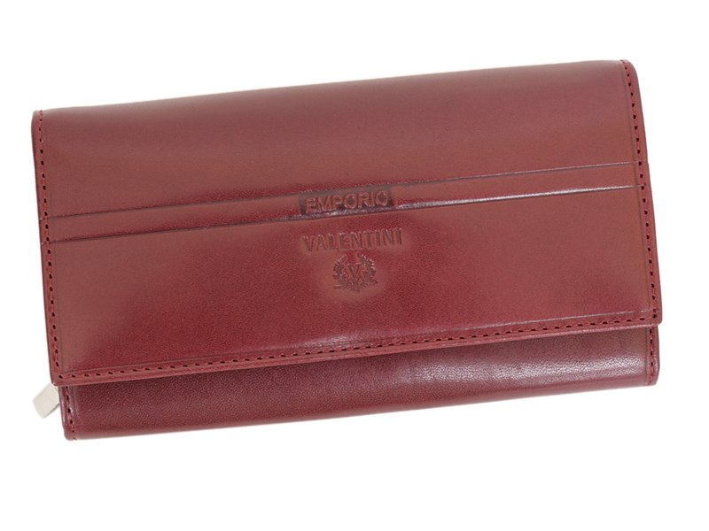 Emporio Valentini Women Purse/Wallet Dark Brown – Wallets.ie