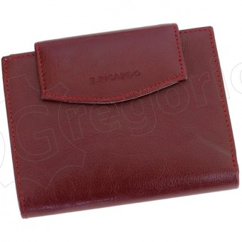 Z. Ricardo Woman Leather Wallet Light Brown-4531