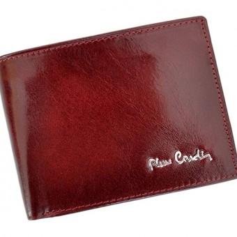 Pierre Cardin Man Leather Wallet Green-4749