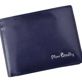 Pierre Cardin Man Leather Wallet Green-4746