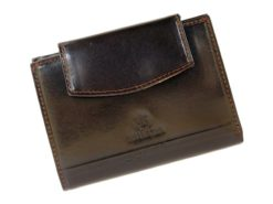 Emporio Valentini Women Purse/Wallet Medium Size Dark Brown-5781