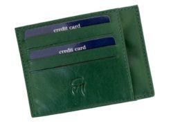 Gai Mattiolo Credit Card Holder Green-4292