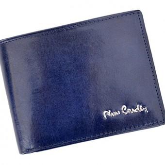 Pierre Cardin Man Leather Wallet Green-4754
