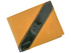 Harvey Miller Polo Club Man Wallet Yellow-4834