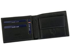 Gai Mattiolo Man Leather Wallet Green-6439