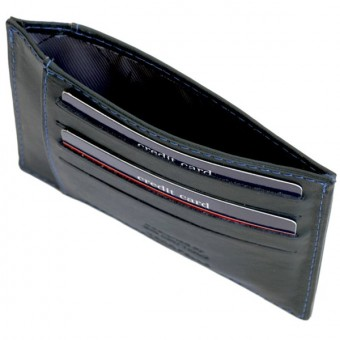 Gai Mattiolo Credit Card Holder Green-4294