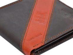 Harvey Miller Polo Club Man Wallet Dark Brown-4849