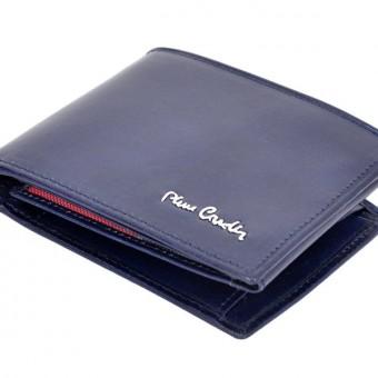 Pierre Cardin Man Leather Wallet Green-4744