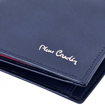 Pierre Cardin Man Leather Wallet Green-4752