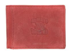 Always Wild Vintage Style Leather Wallet-6794