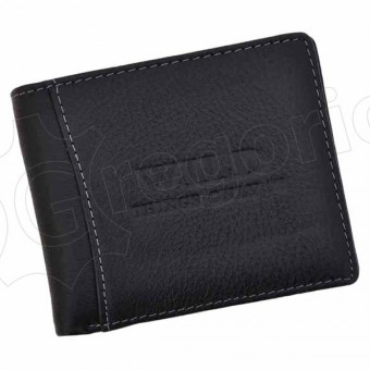 Wild Things Only Man Leather Wallet Black IEWT5152/5509-6985