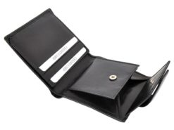 Mio Gusto Man Leather Wallet Black 264 M/A-7009