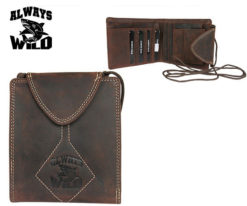 Passport Documents Holder Always Wild Rust-7071