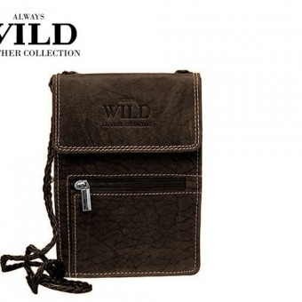 Passport Documents Holder Always Wild Brown-7053