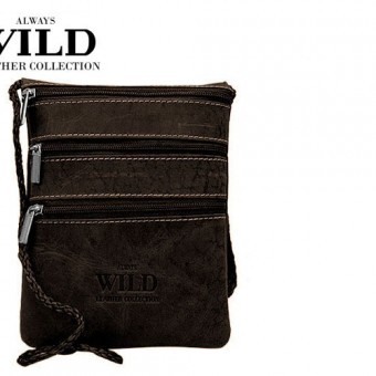 Passport Documents Holder Always Wild Brown-7089