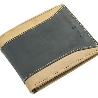 a8330ce5865ae Quick View · Man Wallets · Pierre Cardin Man Leather Wallet Black-Brown  Collection 2017