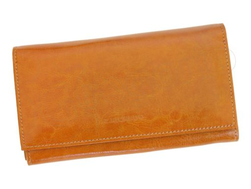 Z. Ricardo Woman Leather Wallet Green-4704