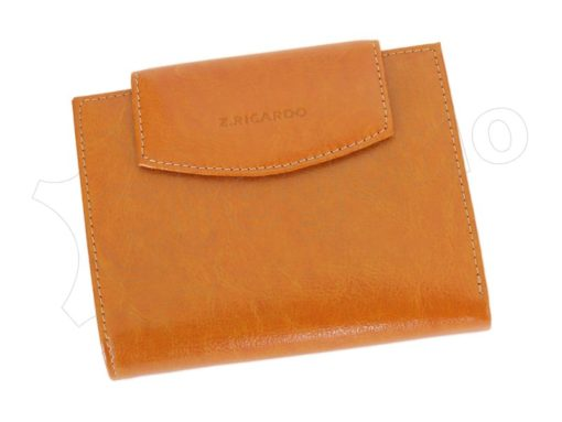 Z. Ricardo Woman Leather Wallet Light Brown-4539