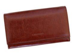 Z. Ricardo Woman Leather Wallet Camel-4679