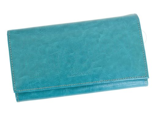 Z. Ricardo Woman Leather Wallet Green-4683