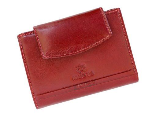 Emporio Valentini Women Purse/Wallet Medium Size Dark Red-5838