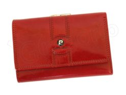 Pierre Cardin Women Leather Purse Claret-6651