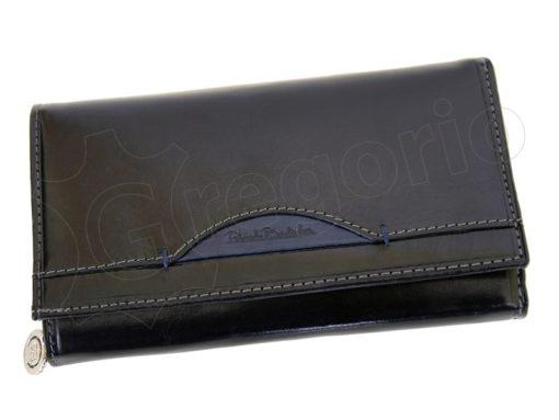 Renato Balestra Leather Women Purse/Wallet Dark Brown Orange-5503
