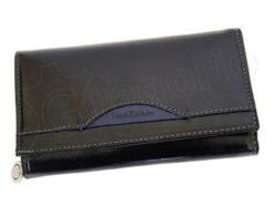 Renato Balestra Leather Women Purse/Wallet Blue Orange-5533