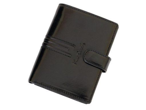 Pierre Cardin Man Leather Wallet Dark Brown-4918