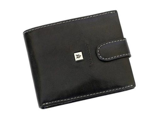 Leather Wallet Brown Valentini Gino-4318
