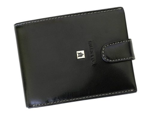 Gino Valentini Man Leather Wallet Brown-6679