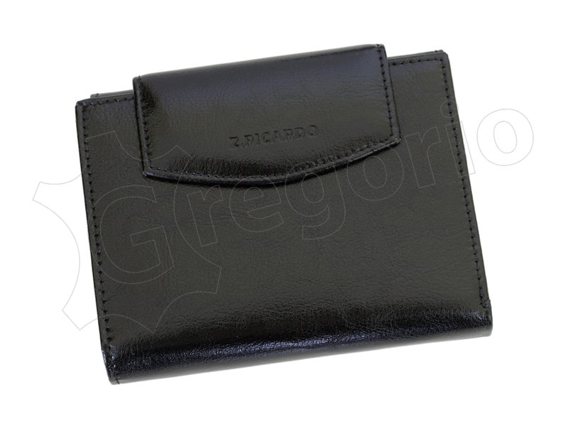 Z. Ricardo Woman Leather Wallet Light Brown-4532