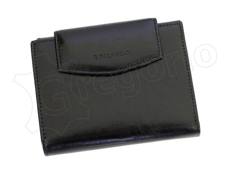 Z. Ricardo Woman Leather Wallet Red-4584