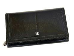Renato Balestra Leather Women Purse/Wallet Dark Brown-5608