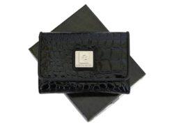 Pierre Cardin Women Leather Purse Medium Size Red-6198