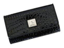 Pierre Cardin Women Leather Purse Brown-6118