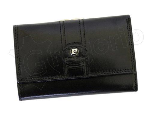 Pierre Cardin Women Leather Purse Blue-6658