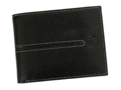 Gai Mattiolo Man Leather Wallet Green-6452