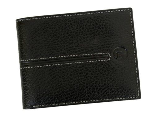 Gai Mattiolo Man Leather Wallet Red-6469