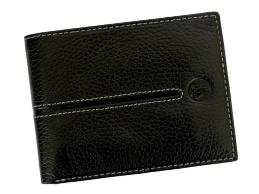 Gai Mattiolo Man Leather Wallet Green-6546