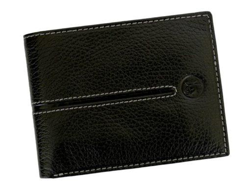 Gai Mattiolo Man Leather Wallet Black-6562