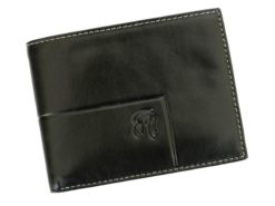 Gai Mattiolo Man Leather Wallet Green-6332