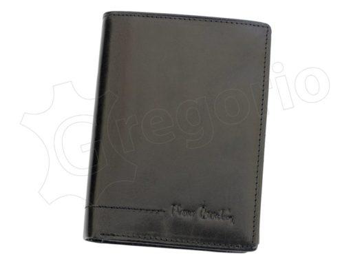 Pierre Cardin Man Leather Wallet Cognac-4991