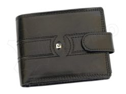 Pierre Cardin Man Leather Wallet Brown-6741