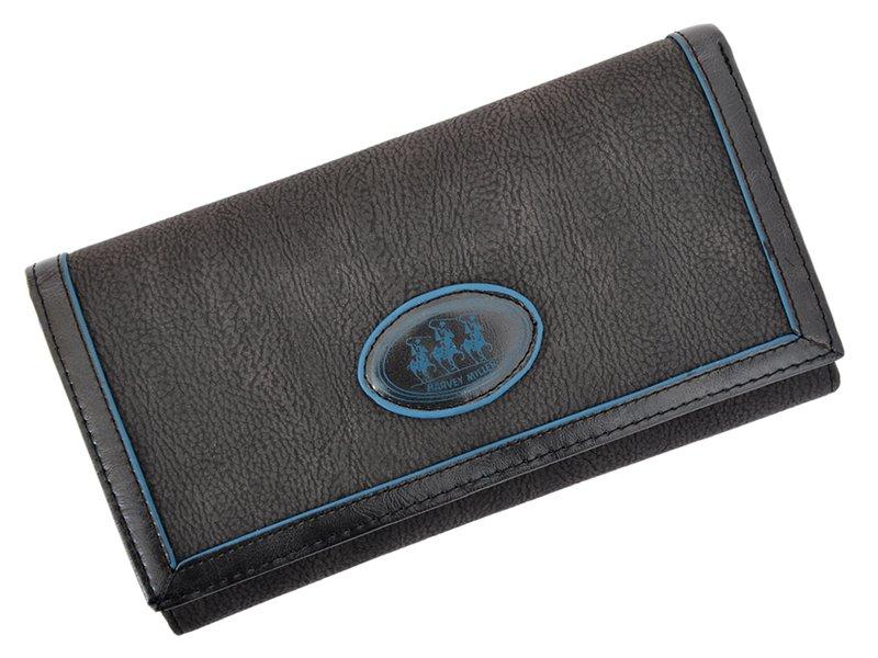 Harvey Miller Polo Club Women Leather Wallet/Purse Green-5352