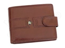 Pierre Cardin Man Leather Wallet Brown-6730