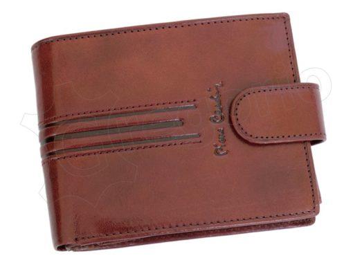 Pierre Cardin Man Leather Wallet Cognac-4866