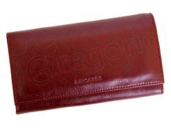 Z. Ricardo Woman Leather Wallet Camel-4680