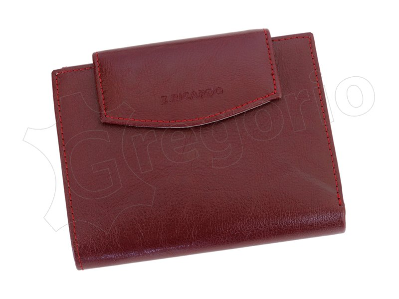 Z. Ricardo Woman Leather Wallet Light Brown-4531
